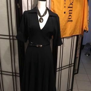 Dresses & Skirts - Navy color  flattering dress